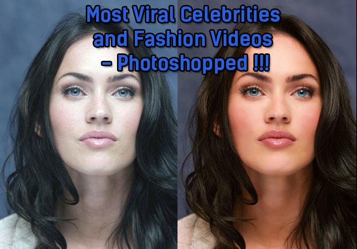 10 Photoshopped Celebrity Pics - Fame Focus